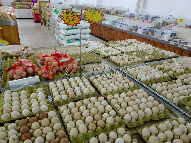 鸡蛋价格已上涨1