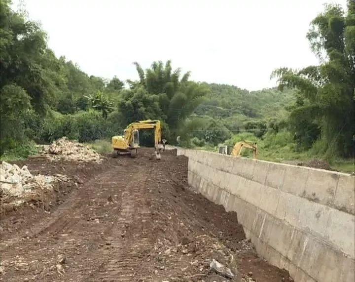 梅县区29个垦造水田项目年底全面完成