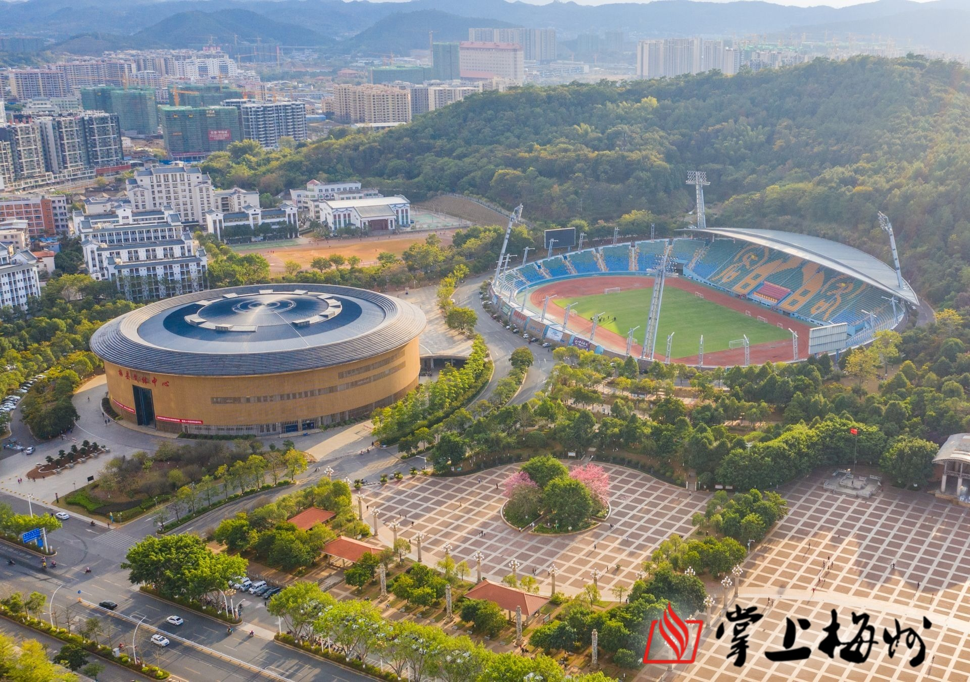 公示了!梅县区上身影榜第二批国家全域旅游示范区名单