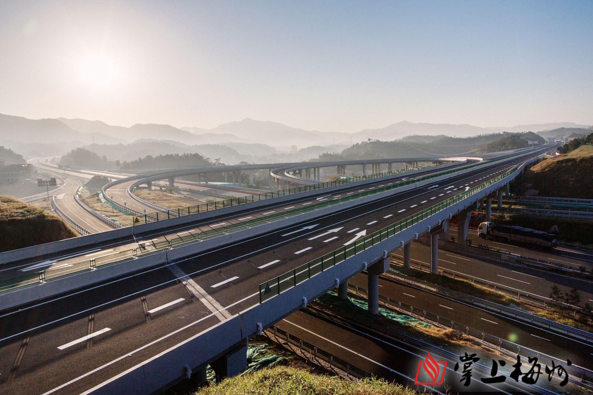 定了!五华至陆河高速将于11月28日通车
