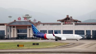 梅县机场2017年10月航班时刻表,快收藏!