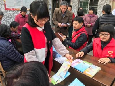 梅县区城东镇开展卫生科普知识宣讲活动
