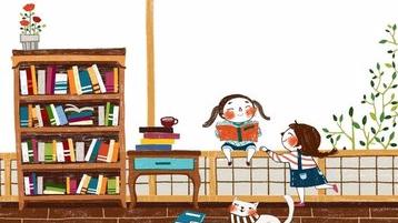 芳草地丨钟梓燕作品——《书点缀了我的生活》