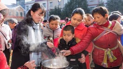 蕉岭举办首届广福镇特色美食节