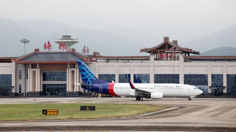 赶快收藏吧!梅县机场3月航班时刻表来了