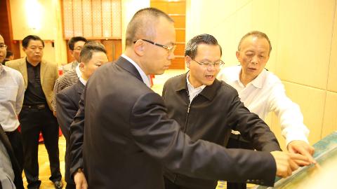 丰顺召开专家征询意见会提升广东省潮客小镇规划方案
