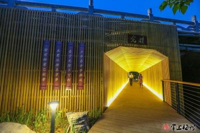 十里梅花长廊现雏形 预计年底全面建成开放