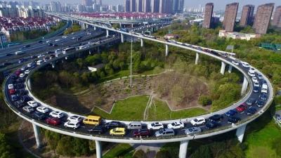 """最新中国""""堵城""""排行榜出炉!全国最堵的城市是哪个?"""