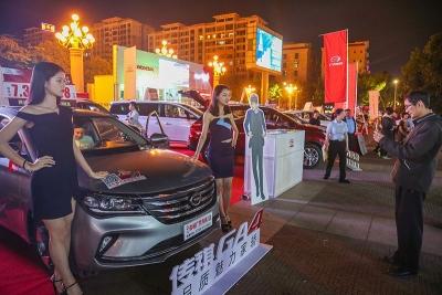 火爆人流带动销量攀升!第五届汽车品牌大联展首日人气爆棚