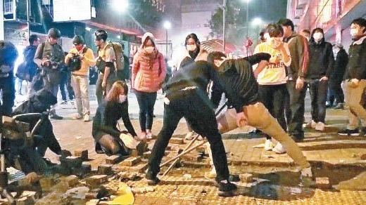 香港旺角暴乱案再出判决  9名被告暴动罪名成立