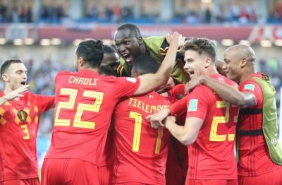 比利时取胜获头名,16强战对阵出炉