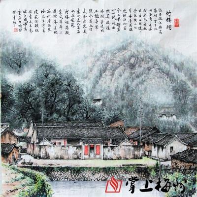 余绍昌国画作品欣赏