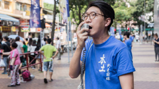 香港旺角暴乱事件主谋梁天琦被判监禁6年