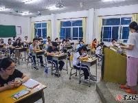 图集丨高考首日你在哪?