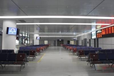 港珠澳大桥珠海口岸客运站通过验收,车站、车票都曝光了