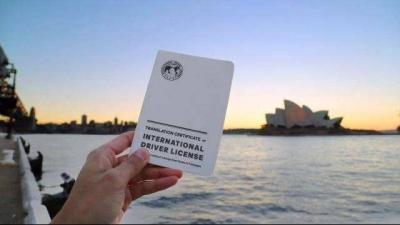 """坑!网购""""国际驾照""""竟是假的,多人海外自驾被抓"""