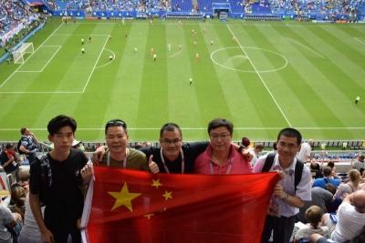 一群追逐绿茵的南粤球迷——俄罗斯世界杯见闻(五)