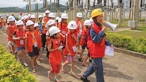 小记者江宇辉作品丨不可或缺的绿色能源
