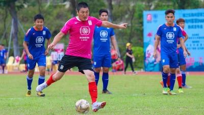 足球与音乐碰撞让我更快乐——本报记者专访歌手孙楠