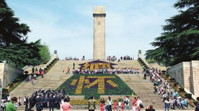 烈士纪念日:听纪念碑述说的故事