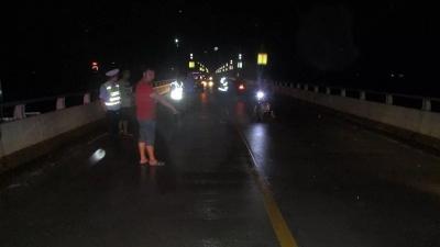 摩托车驾驶员撞死人后逃逸,丰顺警方悬赏万元追捕
