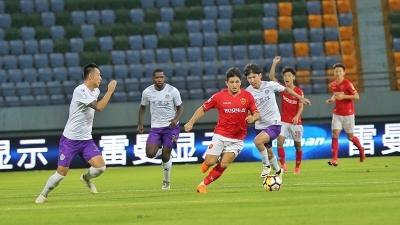 阿洛点球被扑出 梅县铁汉主场0比0战平黑龙江FC