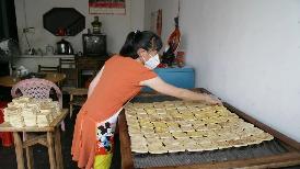 客家美食丨寻味传统松源五香豆干
