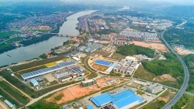 【改革开放40年】梅州高新技术产业园区:荒山野岭建设产业新城