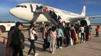 外交部回应中国游客滞留塞班岛:已接返713人