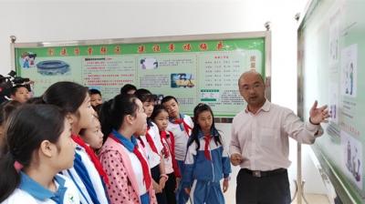 青春护航!梅县区开展质量安全知识进校园活动