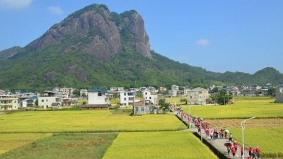 苏区橙乡,平步致远!第九届北京国际山地徒步大会梅州·平远站活动侧记