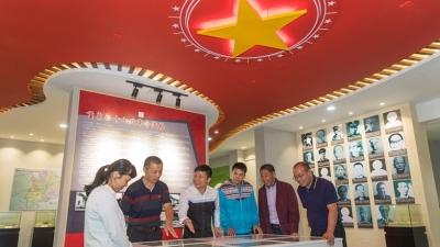 蕉岭县革命历史纪念馆在三圳镇东岭村落成开放