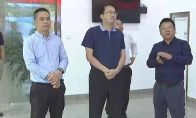 刘棕会调研大埔参加中国国际绿色创新技术产品展相关情况