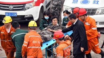 山东龙郓煤业冲击地压致死人数上升到13人 仍有8人被困