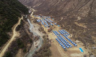 金沙江堰塞湖灾害致6万多人紧急转移!两部门启动Ⅳ级救灾响应
