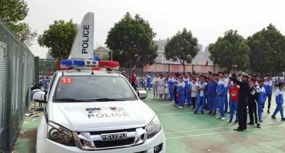 细节关乎生命!兴宁交通安全宣传活动走进校园