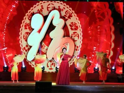 舞蹈山歌顺口溜轮番上演!兴宁人民这样迎新年、庆丰收
