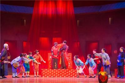 """梅州市山歌剧团建团60周年:""""等""""来了春天,""""闹""""出了希望!"""