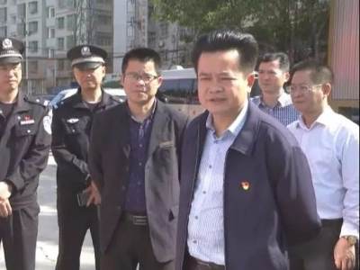 朱汉东到三河镇调研时强调:沉下心 服务好群众最后一公里