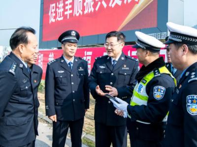 宁惠军到丰顺调研公安工作:努力造就一支忠诚干净担当的高素质警队