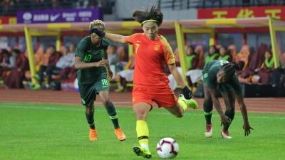燃!梅州五华国际女足锦标赛揭开战幕!中国将与韩国争夺冠军