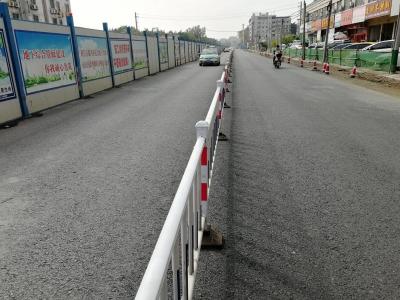 春节前可双向通行!你关心的梅城华南大道最新施工进展来了