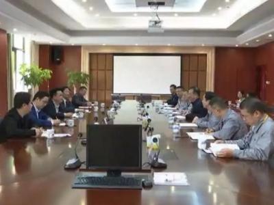朱汉东深入企业开展暖企行动:助推企业更好更快发展