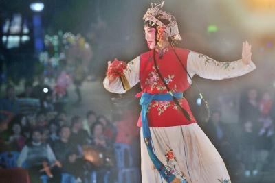 共享汉剧盛宴!梅州举行2019年春节、元宵文化惠民活动
