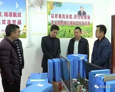 杨栋:提高政治站位,压实责任,做好迎检各项工作