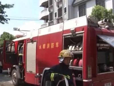春节期间梅州接火警24起,救出被困人员3人!
