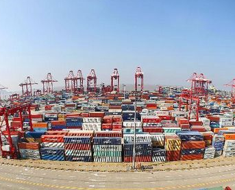 1月份我国货物贸易进出口总值2.73万亿元,同比增长8.7%