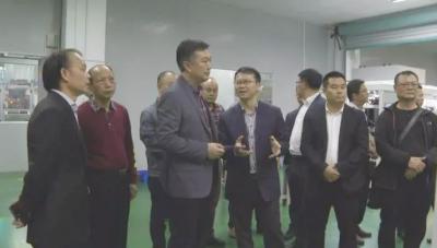 熊锋松带队到深圳、珠海走访慰问埔籍企业家