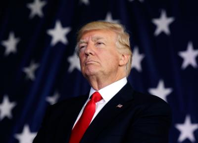 """特朗普再次在中东扔下""""外交炸弹"""""""
