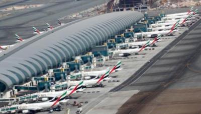 迪拜国际机场连续4年成为国际客运量最大机场